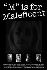 M is for Maleficent