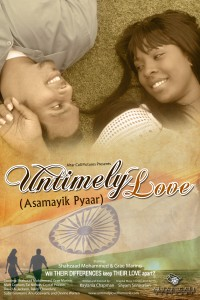 Untimely Love Film Poster